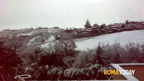 castel di porto neve roma 3 02 2012