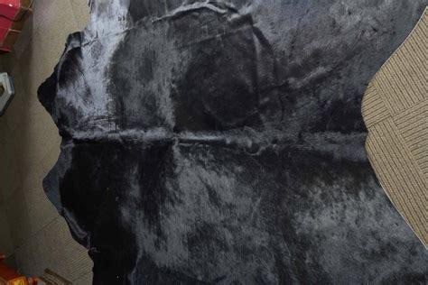 large cowhide rugs for sale large black cowhide rug for sale at 1stdibs