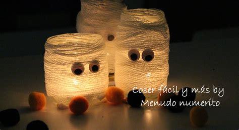 ideas para decorar en halloween ideas para decorar halloween velas de momia youtube