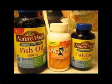 Vitamin Growee vitamins in fish