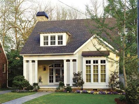 southern house plans eplans eplans cottage house plan cotton hill cottage from the