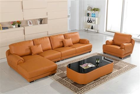 factory direct living room furniture online buy wholesale leather cream sofa from china leather