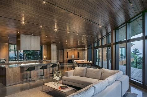 design house alaska golden view residence by workshop ad