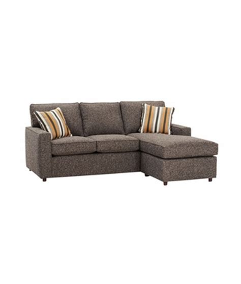 apartment sized convertible sectional sofa w chaise