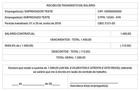 valor dosalario minimo para empregafo domestico em sao paulo2016 modelos de recibos de empregada dom 233 stica nolar com br