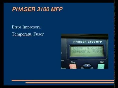 reset xerox phaser 3100mfp xerox3100 funnydog tv