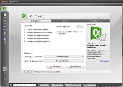 qt programming jobs software recommendation is there a visual studio style