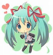 Chibi Hatsune Miku