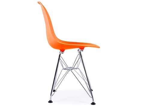 chaise eames enfant chaise enfant eames dsr orange