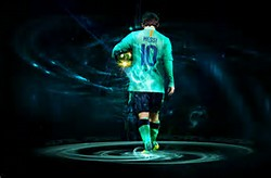 Lionel Messi Cool Wallpapers