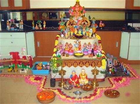 navratri home decoration dussehra decoration ideas photos