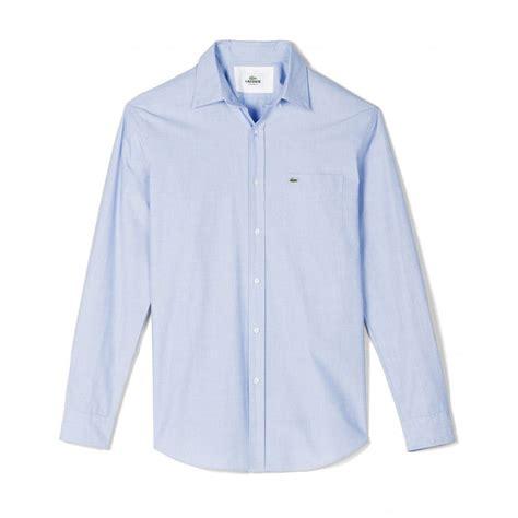 Plain Fit Shirt lacoste regular fit plain shirt lacoste from gibbs