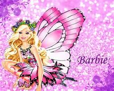 Imagenes De Barbie Mariposa