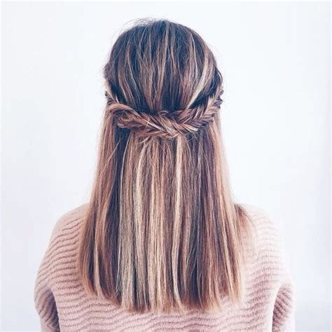 10 trendy easy hairstyles for school popular haircuts