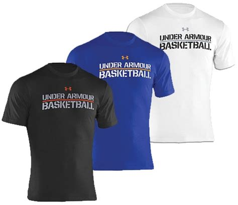 design a shirt under armour under armour basketball t shirts weartesters