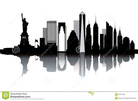 Brooklyn Bridge Wall Mural new york skyline stock image image 23701381