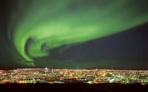 where to go to see the northern lights best places to see the northern lights travel leisure