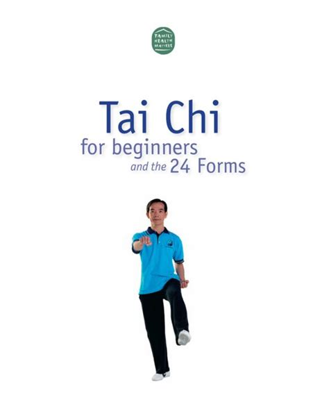 Bol Com Tai Chi For Beginners And The 24 Forms Ebook