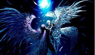 Cool Anime Backgrounds Angel