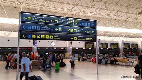 aeropuerto de gran canaria de las palmas gran canaria - Salidas Aeropuerto Las Palmas