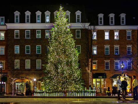Tree Lighting To Kick Off Christmas In Alexandria Old Lights Alexandria