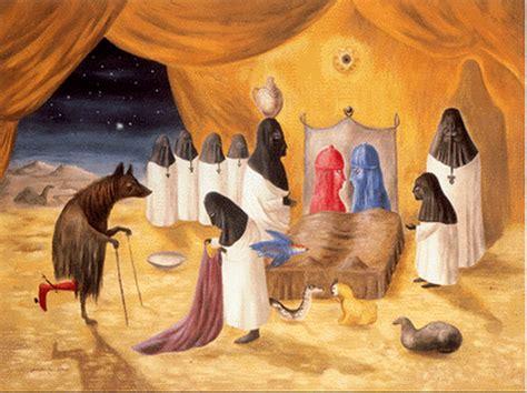 Leonora Carrington paintings   Elvis English