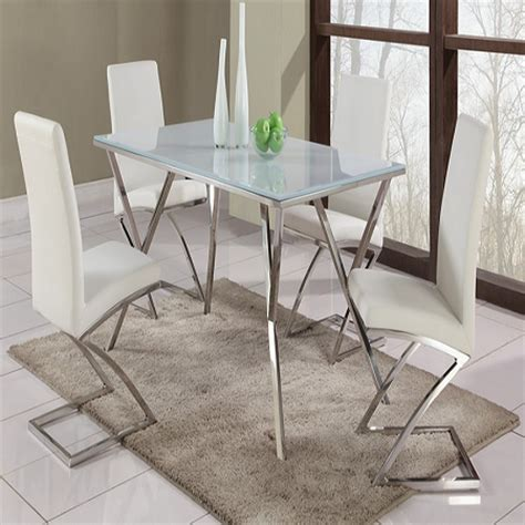 stainless steel dining room table stainless steel dining table dining table with