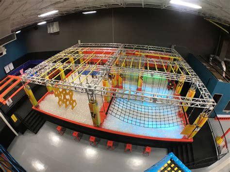 10 18 Vestry 1st Floor N1 7re Uk - what is a gravity ropes course gravity ropes picture of