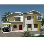 Kerala Exterior Painting Home Design House Designs