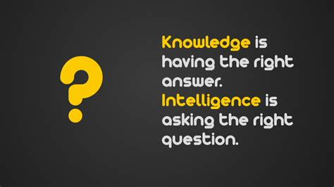 what is an ask knowledge