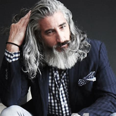 actor with long white beard 50 big beard styles for men full facial hair ideas
