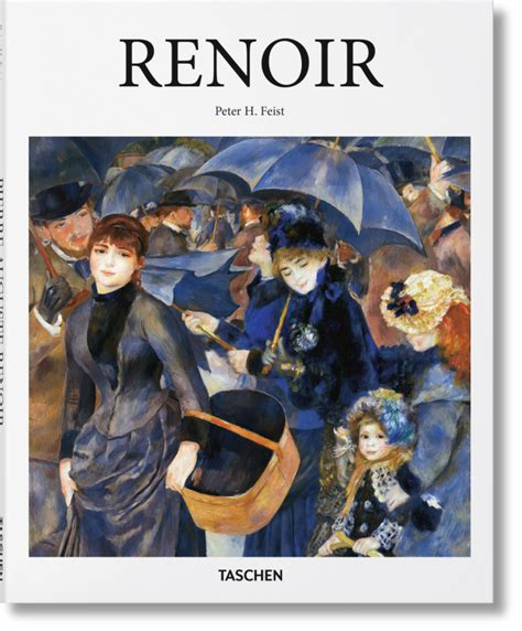 libro pollock basic art 2 0 pierre auguste renoir basic art series taschen books