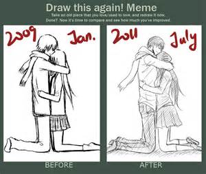 draw this again meme template draw it again meme by minghii on deviantart