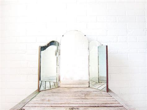 3 Sided Mirror Vanity by 1000 Images About Tri Fold Vanity Mirror On
