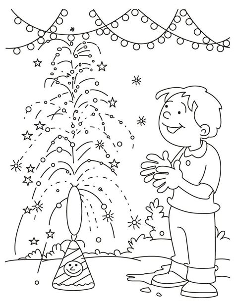 Diwali Coloring Sheets For Kids Coloring Home Diwali Coloring Pages