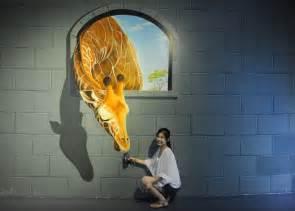 3d Paintings by Encyclopediatic Take A Look At The Spectacular 3d