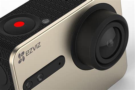 Ezviz S5 la nuova di ezviz 232 impermeabile e registra in 4k