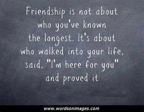 Best Quotes About Quotes About Friendship Quotesgram