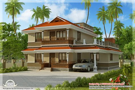 house models plans kerala model home plan in 2170 sq feet kerala home