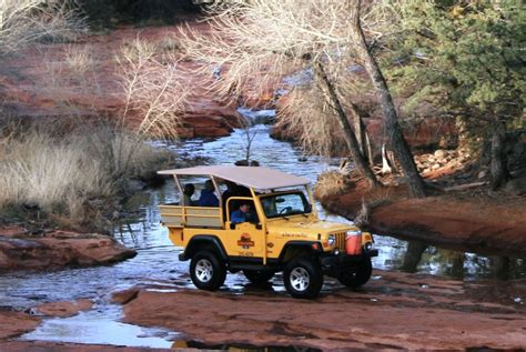 Canyons And Cowboys Jeep Tour Sedona 2 Hour Jeep Tour Of The Western Canyons