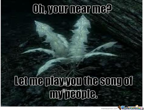 Song Of My People Meme - let me play you the song of my people by mereexistance