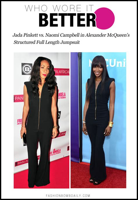 Who Wore Mcqueen Better by The Fashion Bomb Fashion Fashion News