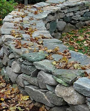 Gartenzaun Aus Stein 623 by New Walls In Windham Nh Including Fieldstone