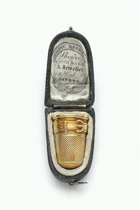 Buckle Jam Motif notes from a thimble psycho
