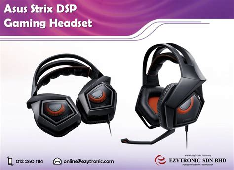 Headset Asus Strix Dsp asus strix dsp gaming headse end 1 26 2017 10 15 am myt