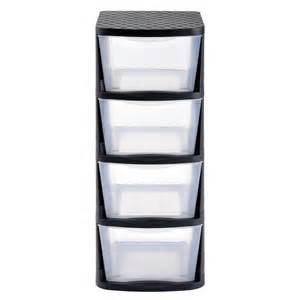 black plastic storage drawers www imgkid the image