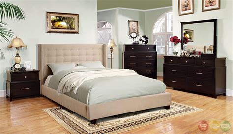 ivory bedroom furniture sets artemis contemporary ivory platform bedroom set with