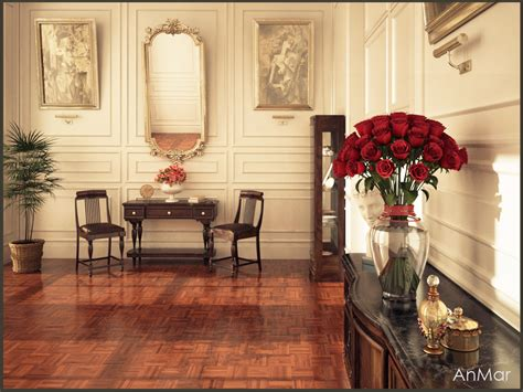 Neoclassical Decor by Neoclassical House Style Ii By Anmar84 On Deviantart