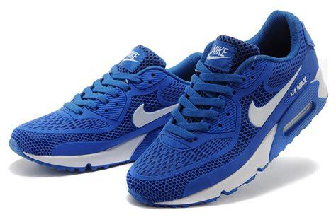 royal blue athletic shoes nike air max 90 kpu royal blue racer blue white mens