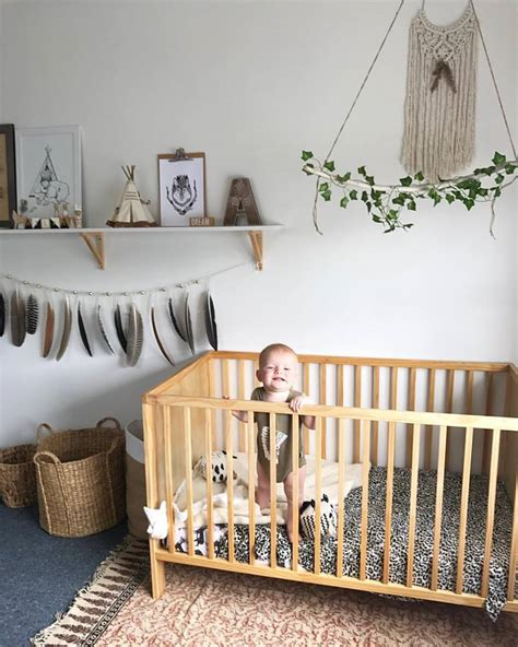 40 Elegant And Bohemian Kids Room Decor Ideas For Kids Who Bohemian Nursery Decor